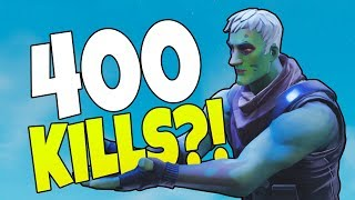 400 ZOMBIES TÖTEN UND GEWINNEN?!   Fortnite Battle Royale