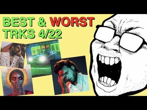 Weekly Track Roundup: 4/22 (Rae Sremmurd, Deafheaven, Janelle Monáe, Father John Misty)