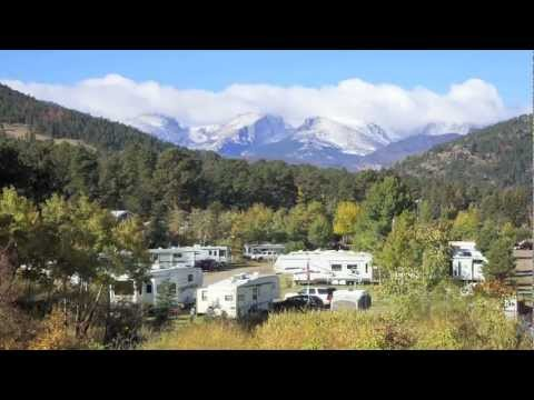 Manor RV Park, Estes Park, CO