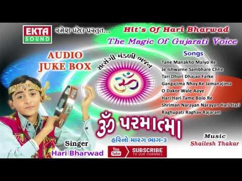 Raghupati Raghav Rajaram - Hari Bharwad | Nonstop | Super Hit Gujarati Bhajan | Hari No Marag 3