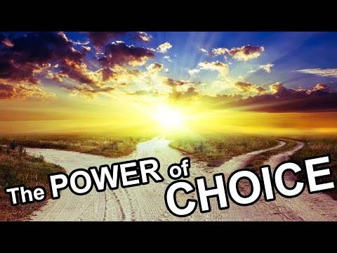 Power of Choice - Optimal Self Podcast 02 (Self Improvement, Tony Robbins)