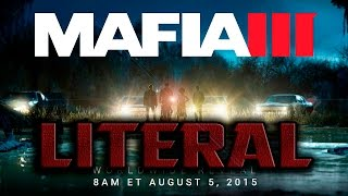 Mafia 3 - Литерал