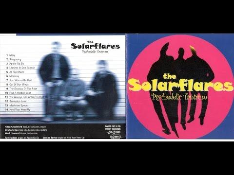 The Solarflares ☀ Psychedelic Tantrum