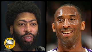 Anthony Davis wants to win an NBA title for Kobe Bryant | The Jump