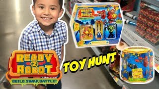 TOY HUNT Ready 2 Robot toys