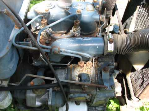 kubota l175 engine electrical and fuel connections youtube rh youtube com
