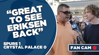 """Great To See Eriksen Back""