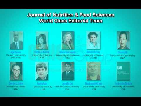 Nutrition & Food Science Journals | OMICS Publishing Group