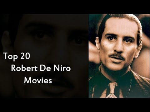 Top 20 Robert De Niro ...