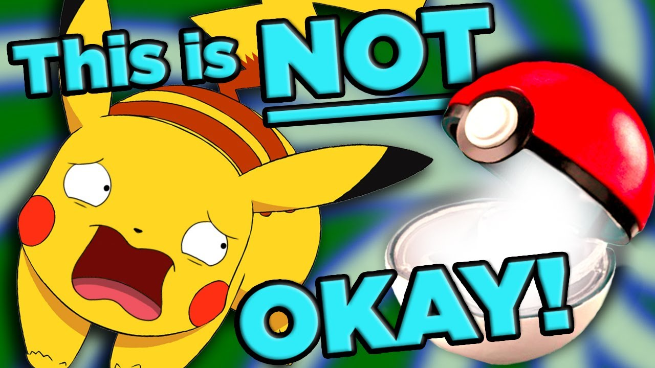 Pokemon  Friends or VICTIMS    The SCIENCE    of Pokemon   YouTube The SCIENCE    of Pokemon