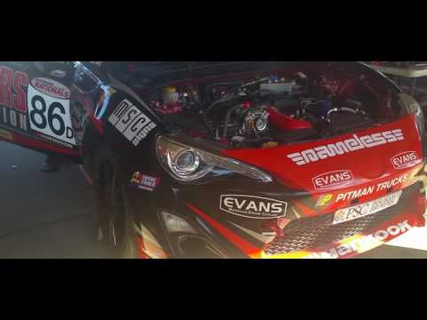 Australian Production Car Series Round 3 Queensland Raceway - Pedders Racing
