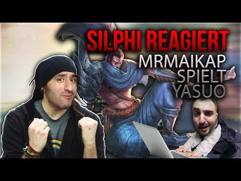 MrMaikAp Yasuo Top Gameplay Analyse ! Silphi Reagiert [League of Legends] [Deutsch / German] thumbnail