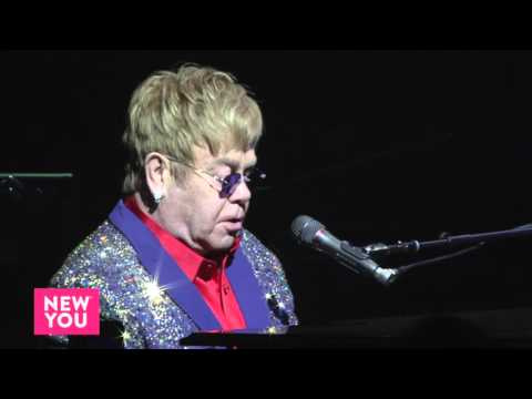Elton John's Performance at the Elton John Aids Foundation Academy Awards Viewing Party