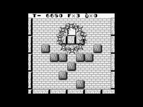 [Game Boy] Solomon's Club (J) Walkthrough