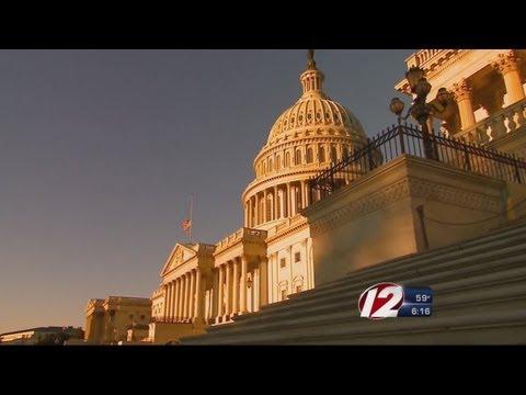 Senator Whitehouse Discusses Potential Government Shutdown