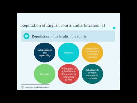 Brexit: Jurisdiction, Enforcement and Conflict of Laws...