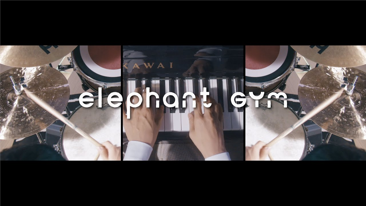 大象體操 Elephant Gym【穿過夜晚 Go Through the Night】Official Music Video