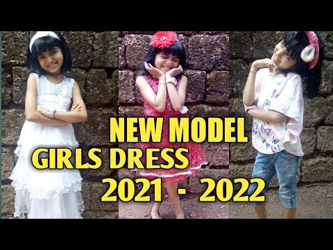 Latest fashion trends 2021 || New model dress girls || Minnuz vlog