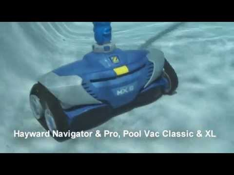 The Difference Between Pressure Side, Suction & Robotic Pool Cleaners