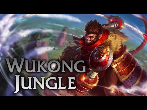 League of Legends | Ranked Wukong Jungle - Full Game Commentary
