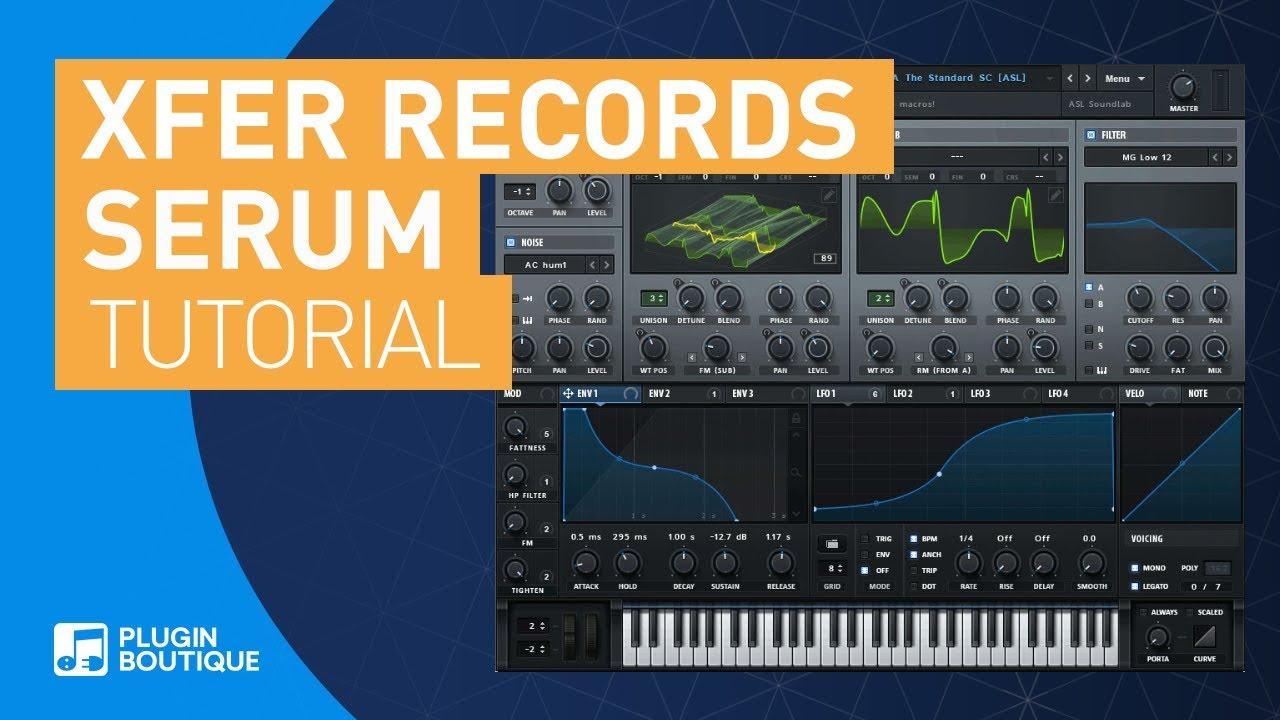 Serum by Xfer Records | Easy 808 Bass Tutorial | Free Serum Preset Pack