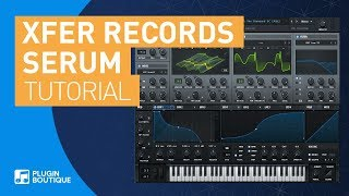 Serum by Xfer Records | Easy 808 Bass Tutorial | Free Serum Preset Pack