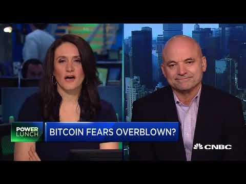 Crypto Evangelist talks about fear of Bitcoins!