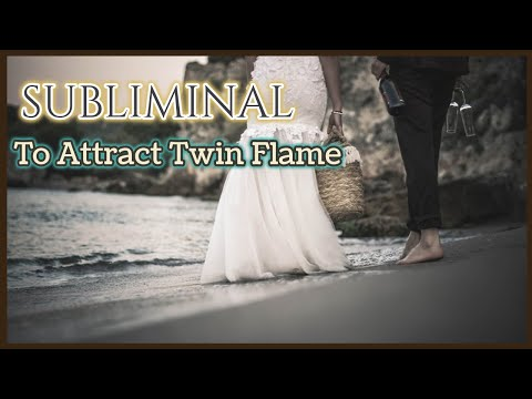 Attract Love Soulmate Twin Flame - Subliminal Hypnosis Mind Magic Deep Sleep Music