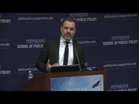 School of Public Policy | Patricia Tagliaferri Dean's Distinguished Lecture Series - Niall Ferguson
