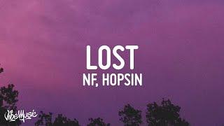 NF - LOST (Lyrics) ft. Hopsin