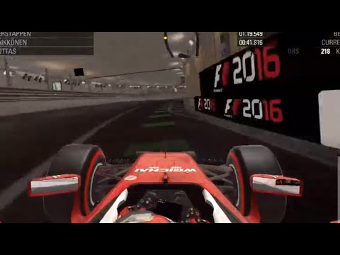 Fastest Mobile Lap Around Monaco F1 2016 Android