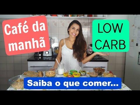Cafe Da Manha Low Carb