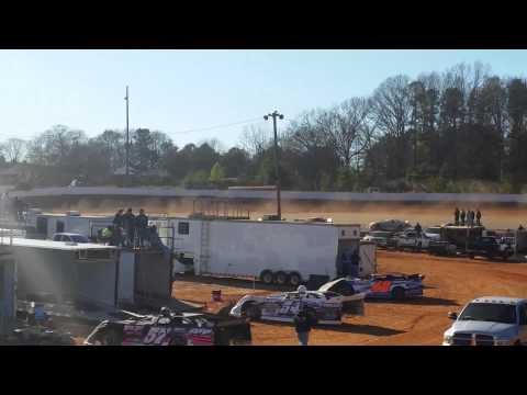 Cherokee Speedway March Madness SECA Crate Sportsman