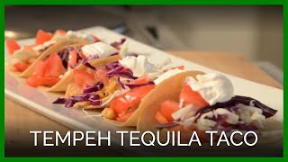 Tempeh Tequila Taco Sliders