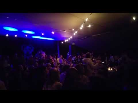Orot band Sacred Journey Festival 2018 - להקת אורות אשרם במדבר