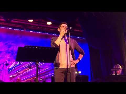 "Jeremy Jordan & Ashley Spencer @ Sony Hall ""Run Away With Me"""