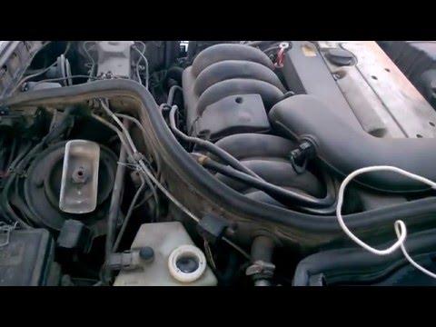 W124 - как завести M104 минуя замок зажигания, КПП, сигналку.у)