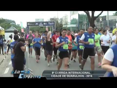 Câmera Esportiva -  8ª Corrida Internacional Cidade de Guarulhos