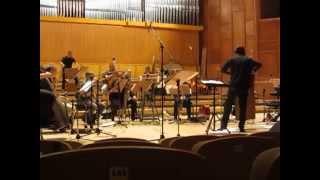 Hyperion Ensemble - Iancu Dumitrescu - Sala Radio Bucuresti, 15.09.2013