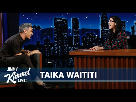 Taika Waititi on Thor, Quarantine with His Daughters & Reservation Dogs