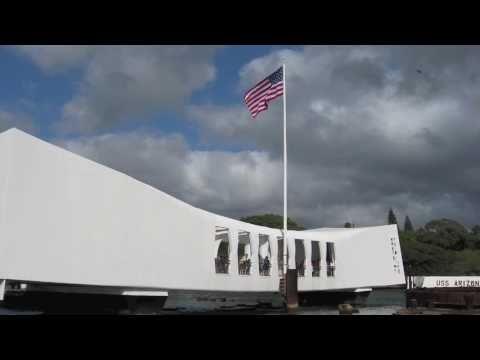 USS Arizona Memorial / Pearl Harbor (March 2010)