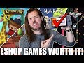 10 Nintendo Switch eShop Games Worth Buying - Episode 7