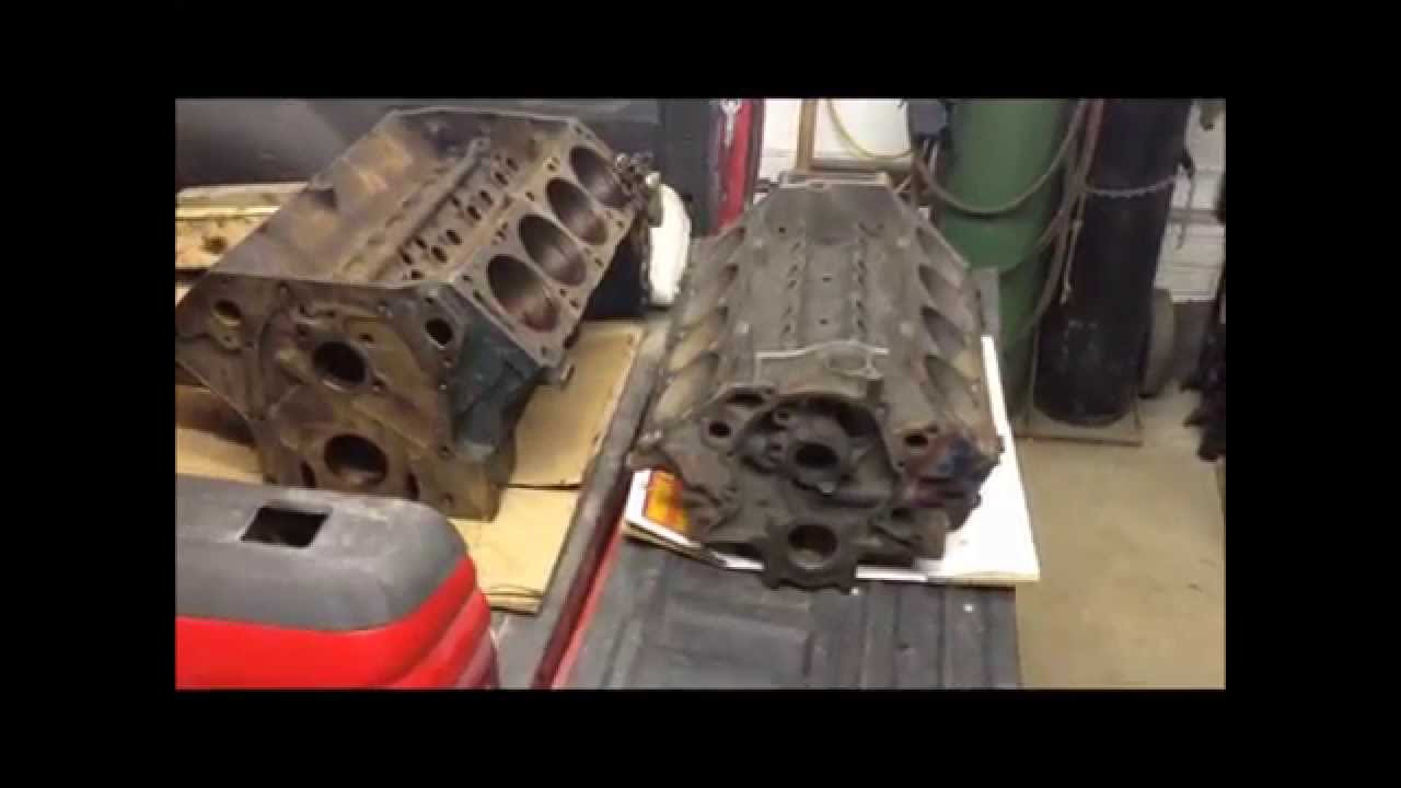 Small block vs big block