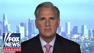 McCarthy on congressional term limits: Dems are trying to dismantle this nation
