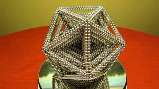 Quintuple Icosahedron (Zen Magnets)