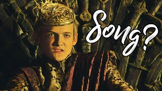 """Why Is Game Of Thrones Called A """"Song?"""""""
