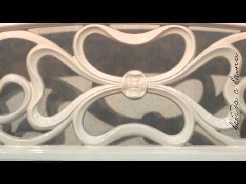 Спальня Tiffany ясень  Шатура мебель