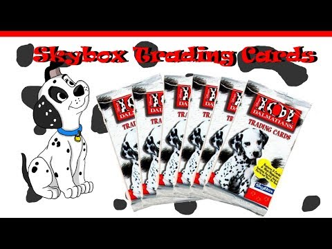 101 Dalmatians Trading Cards by Skybox | On The Spot! 101