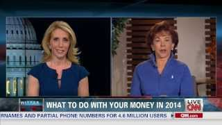 Terry Savage discussing the Economy: CNN January 1,  2014