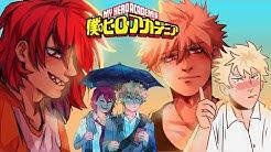 BNHA KiriBaku Comic Dub Compilation!